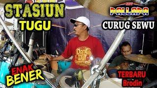 Download lagu ENAK BANGET - STASIUN TUGU - Belakang CAK MET AUTO GOYANG - New pallapa CURUG SEWU