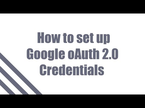 how-to-set-up-google-credentials-for-google-oauth-2.0
