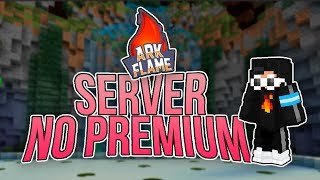 🔴 ¡¡SERVER NO PREMIUM 1.7 y 1.8 - 1.13 RUSH + SORTEO!! || 🔥 ARKFLAME NETWORK - MINECRAFT