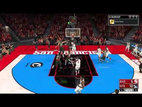 NBA 2K17 myteam - Kiing Rod SOB x RBE