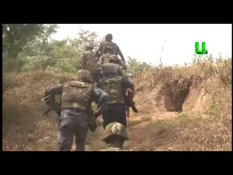 75 'galamseyers' arrested in dawn swoop at Konongo Odumase