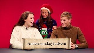 Josephine og Albert fortæller sjove facts om 'Tinka og Kongespillet' | TV 2