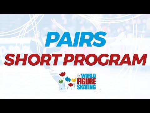 Pairs Short Program | 2017 ISU World Figure Skating Championships Helsinki FIN | #WorldFigure