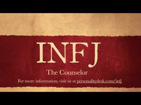 INFJ Personality Type The Counselor - YouTube
