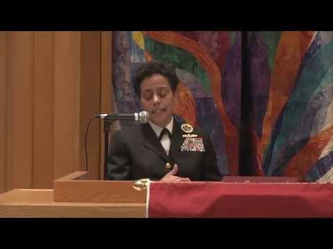 Veterans Day at JTS: Honoring US Military, Veterans, and Chaplains with Admiral Michelle Howard