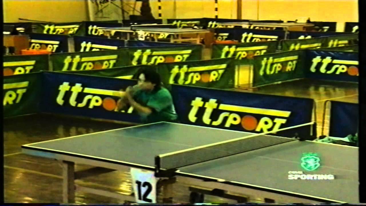Tenis de Mesa :: Sporting vencedor do 1º Torneio Aberto Internacional de Lisboa a 18/02/1999