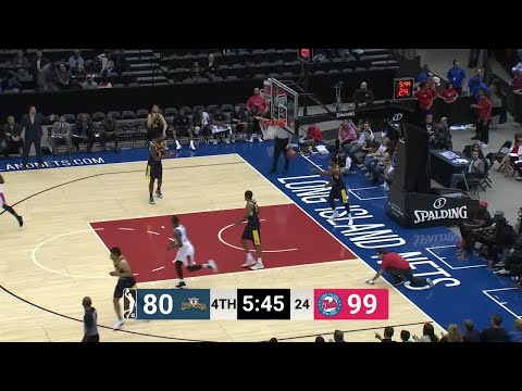 Isaiah Whitehead (26 points) Game Highlights vs. Fort Wayne Mad Ants
