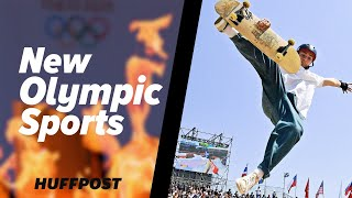 Tokyo Olympics 2021: New Sports Debut!