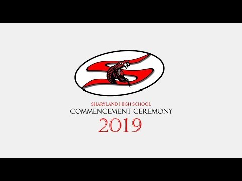 Sharyland High School Commencement Ceremony 2019