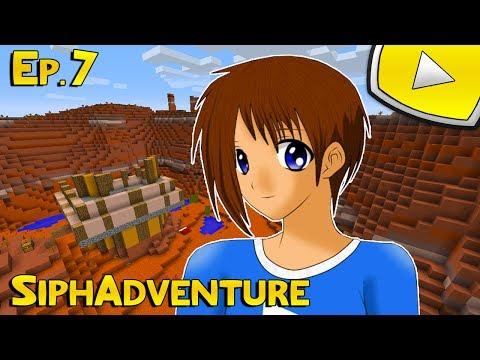 SiphAdventure : La Base [1/5] | Episode 7 (ft. Zelvac) - Minecraft