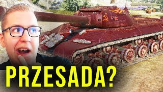 PRZESADA? - IS-3A z Magazynkiem - World of Tanks