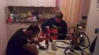 вахтерам кавер на гитаре