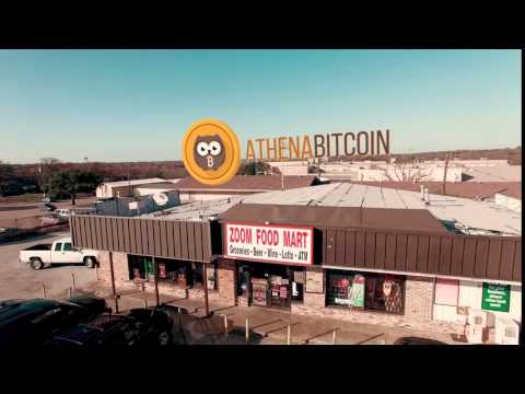 Athena Bitcoin ATM | Fort Worth