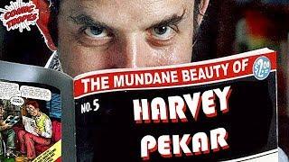 The Mundane Beauty of Harvey Pekar Comics