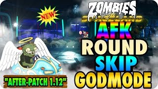"Zombies In Spaceland Glitches: AFK Round Skip GodMode ""After Patch 1.12"" - Infinite Warfare"