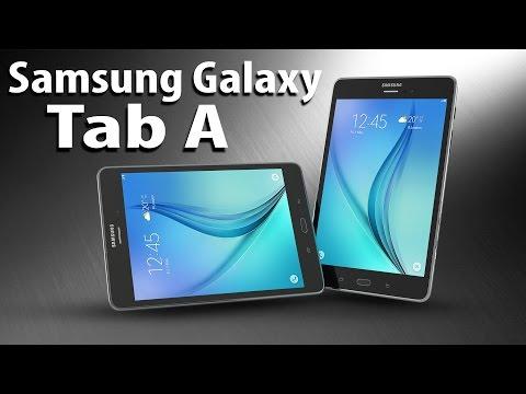 Планшет Samsung Galaxy Tab А 2016 SM-T555 - Обзор