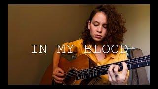 Baixar In My Blood - Shawn Mendes (Cover) Carol Biazin