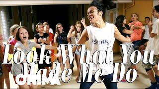 TAYLOR SWIFT - Look What You Made Me Do |Dance | Choreography
