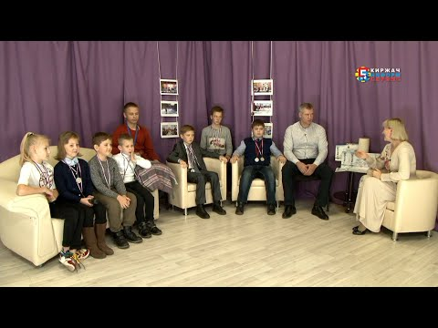 Проект «Зажигай!»-16 В гостях представители карате-до г.Киржач