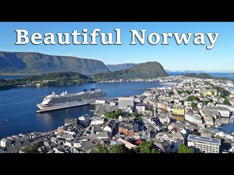 Norway : The Most Beautiful Places To Visit on A Cruise Ship