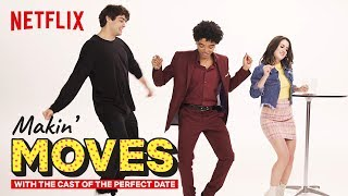 Noah Centineo & Odiseas Georgiadis Judge Laura Marano
