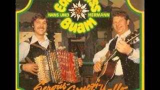 Edelweiss Buam Hans&Hermann - St Veiter Dirndl