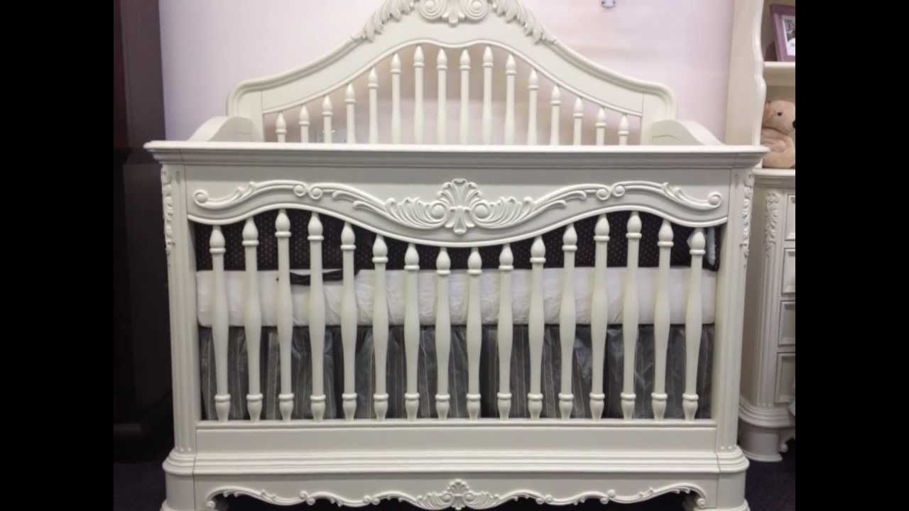 Venezia 4 In 1 Convertible Crib By Kids Only Furniture Accessories Wmv You