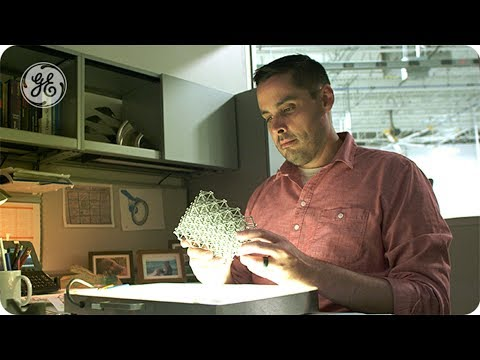 Additive Engineer Josh Mook Revolutionizes Manufacturing with 3D Printing - Together We Work - GE