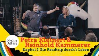 Petra Kleinert und Reinhold Kammerer – Ein Roadtrip durch's Leben