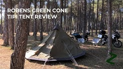 Gifted | ROBENS GREEN CONE TIPI TENT | Splodz Blogz