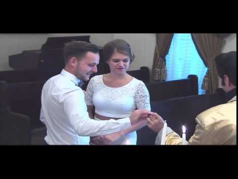 Jacob And Holly Edmonds Vow Renewal By Elvis