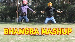BHANGRA on PASAND JATT DI & MUCHH RAKHI AA ||  BHANGRA LEGEND