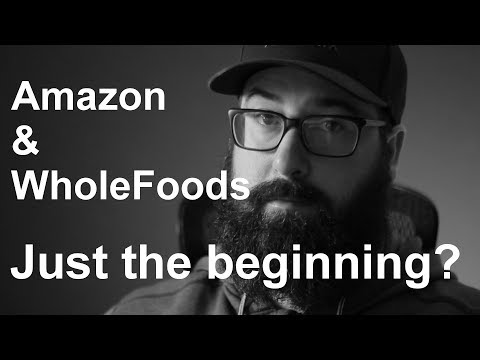 Is Whole Foods just the beginning for Amazon?