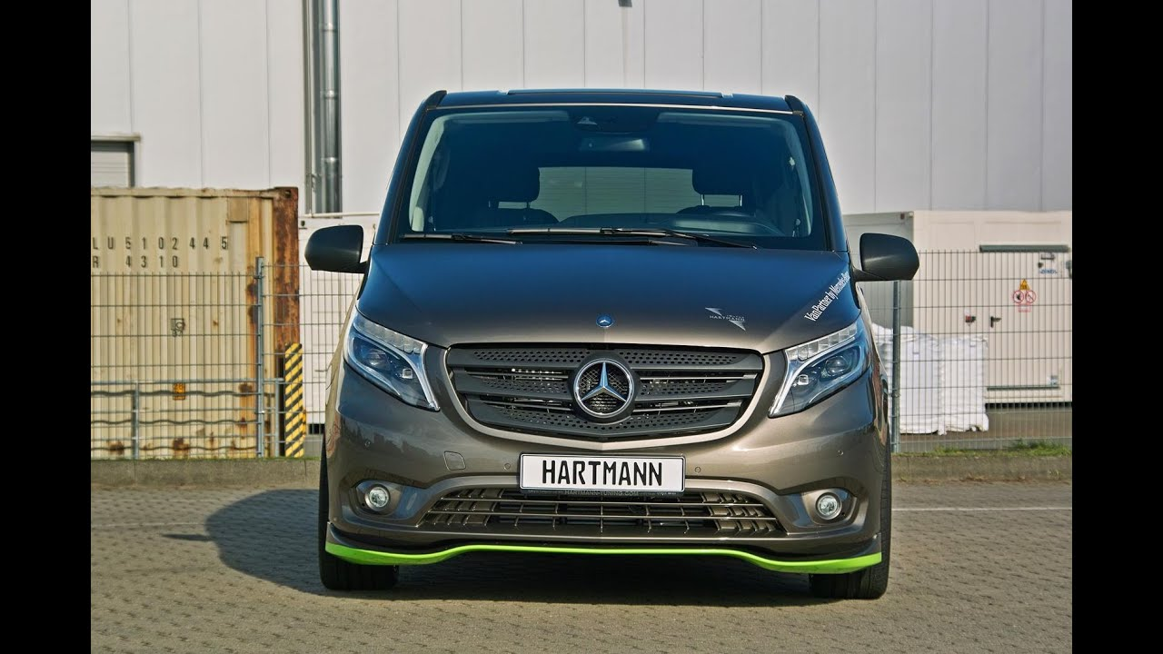 Hartmann Mercedes Benz V Class Vito No Amg Version But You Really
