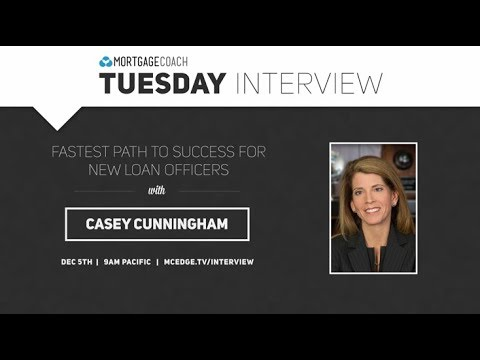 #238 Fastest Path to Success for New Loan Officers with Casey Cunningham and Kristin Messerli