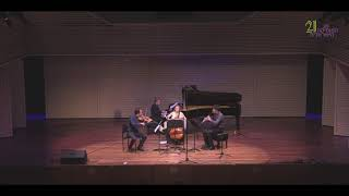 Betty Olivero: Aria for clarinet, violin, cello and piano