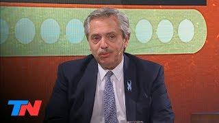 "Alberto Fernández: ""Cristina nunca va a ser condenada"""