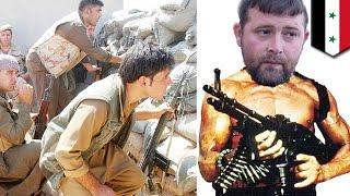 US Security guard, nagpunta sa Syria para labanan ang ISIS!
