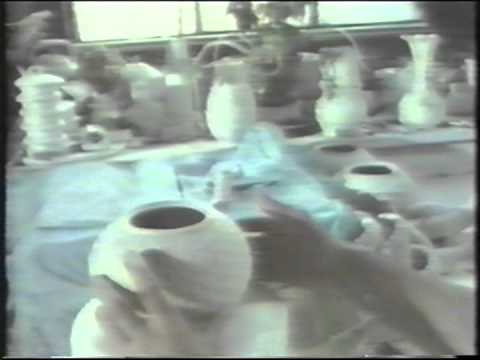 Belleek Pottery and China Manufacturing Process