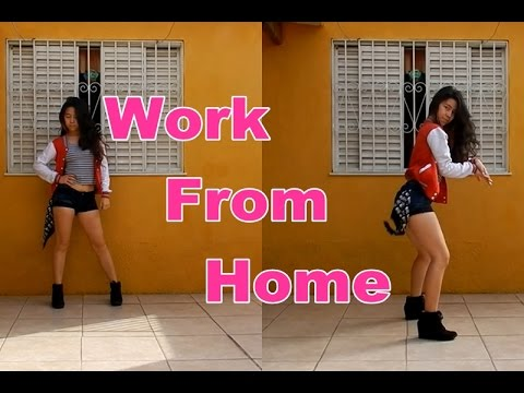 Fifth Harmony - Work From Home (Dance Cover)