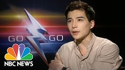 New Power Ranger Ludi Lin Wants More Three-Dimensional Asian Characters In Film   NBC News