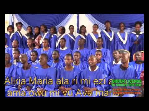 Aliria Maria ala ri -  Asava choir