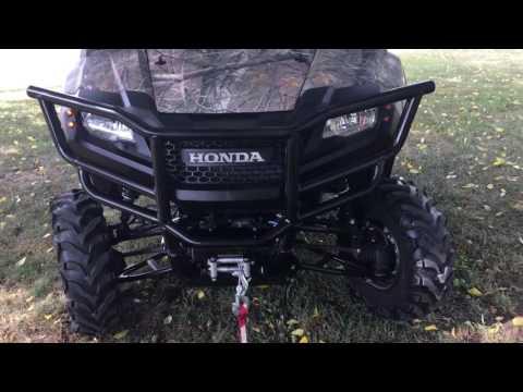 TurnPro Signals - Honda Pioneer