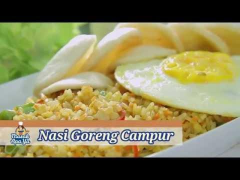 Masak Apa Ya | Nasi Goreng Campur