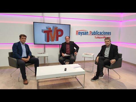 Entrevista a Javier Llorente, delegado del Burgos CF y ex-árbitro profesional