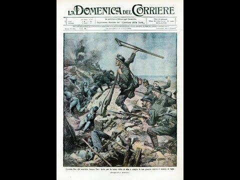 Enrico Toti (6 agosto 1916) Grandi Italiani/3