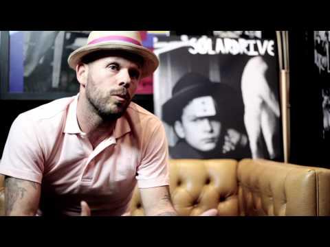 SOLARDRIVE feat. artist David Gould Interview