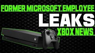 Former Microsoft Designer Leaks Some Amazing Xbox One News!