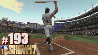 BABE RUTH HOMERS IN 10 STRAIGHT AT-BATS! | MLB The Show 17 | Road to the Show #193