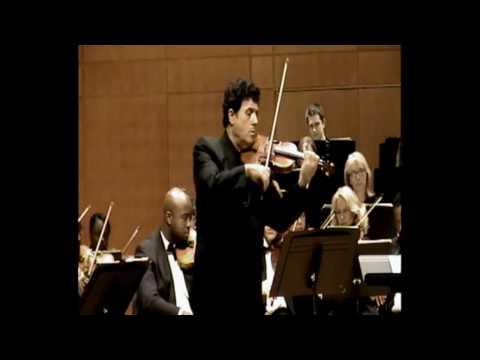 Sergiu Schwartz - Mendelssohn  Violin concerto, II. Andante (excerpt)